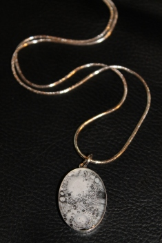 18 x 25mm SS Necklace