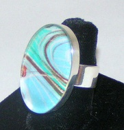 Large Oval Costume Ring (adjustable)