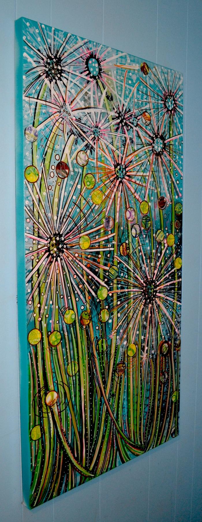 Fireworks & Dandilions